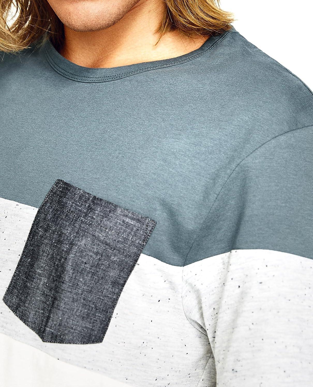 Zara - Camisa de vestir - para hombre gris gris Small: Amazon ...