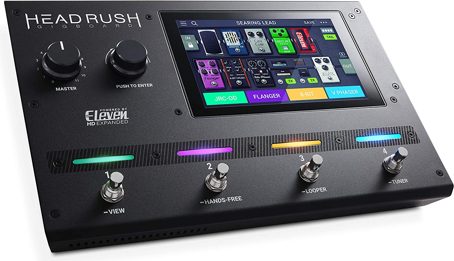 HeadRush Gigboard Ultra-Portable Guitar Sale price FX Amp Ranking TOP16 Modelling P and