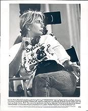 Vintage Photos Photo Director Penny Marshall Awakenings Robert Deniro Robin Williams 8x10
