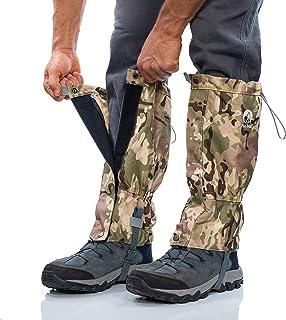 Pike Trail Leg Gaiters – Waterproof and Adjustable Snow...