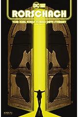 Rorschach (2020-2021) #12 (Rorschach (2020-)) (English Edition) eBook Kindle