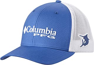 Columbia Men's PFG Mesh Ball Cap, Quick Drying