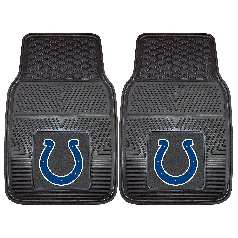 FANMATS NFL Indianapolis Colts Vinyl Heavy Duty Car Mat