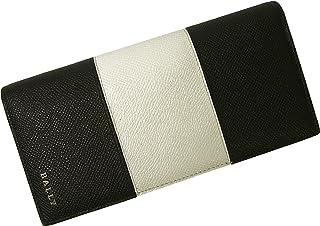BALLY 【バリー】 長財布 (ファスナー小銭入れ有) 6205510 LALIRO BOLD 00/BLACK