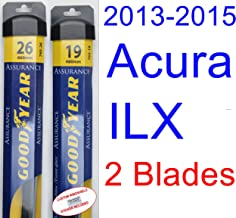 Best 2013 acura ilx windshield wipers size Reviews