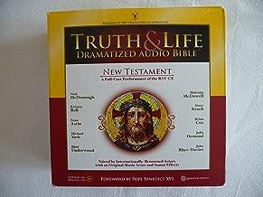 Truth & Life Dramatized Audio Bible (New Testament RSV-CE) - 18 CDs
