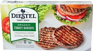 Diestel, Organic Turkey Burger, 16 oz (Frozen)