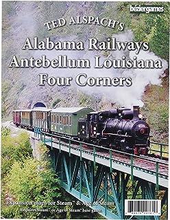 Age of Steam Alabama Railways Louisiana Board Game