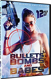 Bullets, Bombs and Babes - 12 Film Set - The Andy Sidaris Collection