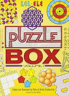 puzzle box books