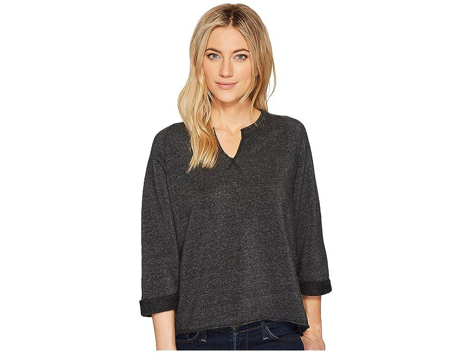 Alternative Champ Remix Eco-Fleece Sweatshirt (Eco Black) Women
