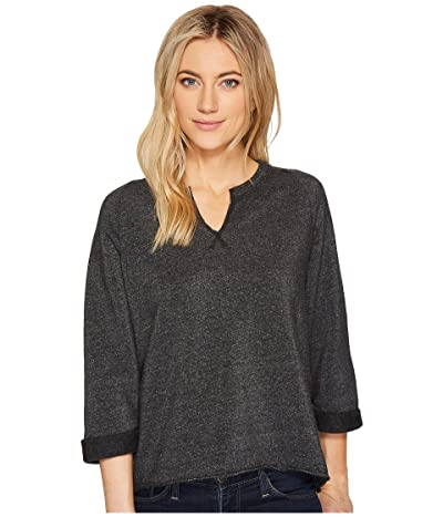 Alternative Champ Remix Eco-Fleece Sweatshirt (Eco Black) Women