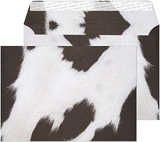 Creative Senses C5, 162 x 229 mm, Design Fresian Rindsleder, haftklebend, 125 Stück B00LTSELAM  In hohem Grade geschätzt und weit Grünrautes herein und heraus