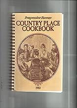Progressive Farmer Country Place Cookbook 1993