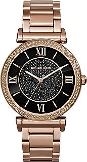 Michael Kors MK3356 Ladies Catlin Rose Gold Plated Watch