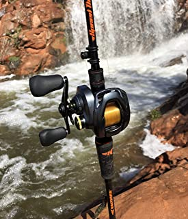 Hold My Line Fishing Rod Line Holder Gear Accessories Equipment for Freshwater Reels (Fits Rods Medium Heavy to Heavy)