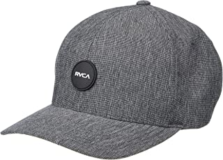 RVCA Men's Shane Flexfit HAT