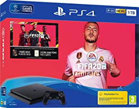 Sony PS4 1TB Console & Fifa20 Bundle
