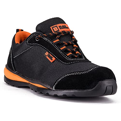 21b53d05138 Steel Toe Cap Trainers Mens: Amazon.co.uk