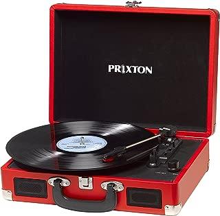 Amazon.es: PRIXTON - Tocadiscos / Equipos de audio y Hi-Fi ...