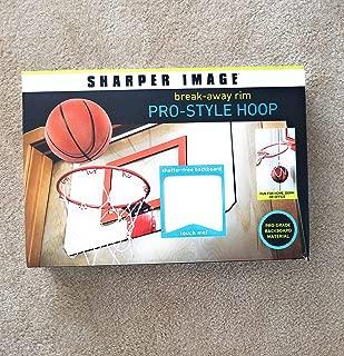 sharper image basketball goal