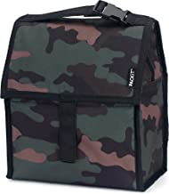 PackIt Freezable Lunch Bag with Zip Closure, Classic Camo (PKT-PC-CAM)