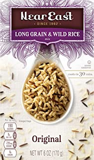 Near East Long Grain and Wild Rice, 6 Oz
