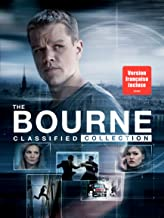 The Bourne Identity / The Bourne Supremacy / The Bourne Ultimatum / The Bourne Legacy Classified Collection