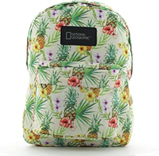 National Geographic Backpack for Men White,N07201.01
