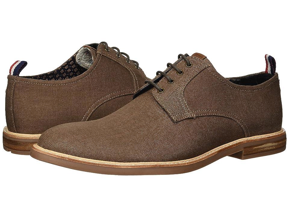Ben Sherman Birk Plain Toe (Brown 2) Men
