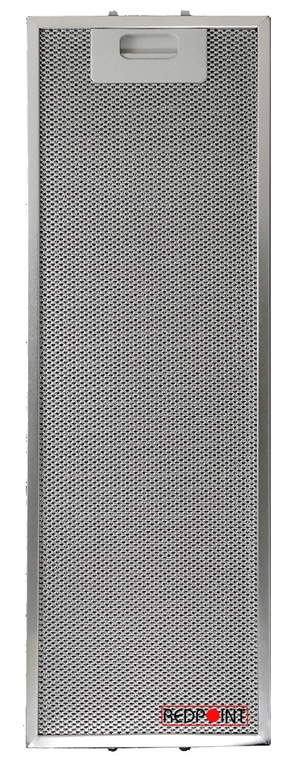Filtro aluminio para campanas extractoras Hélices mm.177 x 533 x 9: Amazon.es: Grandes electrodomésticos