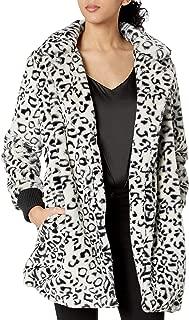 JACK Womens JJ400284 Faux Fur Coat Faux Fur Coat