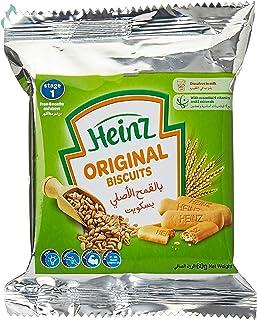 Heinz Original Biscuits, Stage 1, From 6 Months, 60g