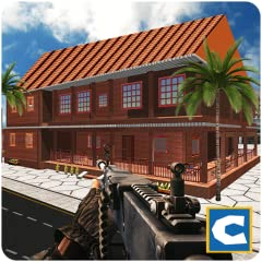 Play as a FPS and destroy neighbor House interiors with shooting Choose your favorite weapons to shoot Smash exteriors things like statue, plants and hurdles 3D Graphics and luxury interior to destroy Anxiety and stress relief game Engaging and inter...
