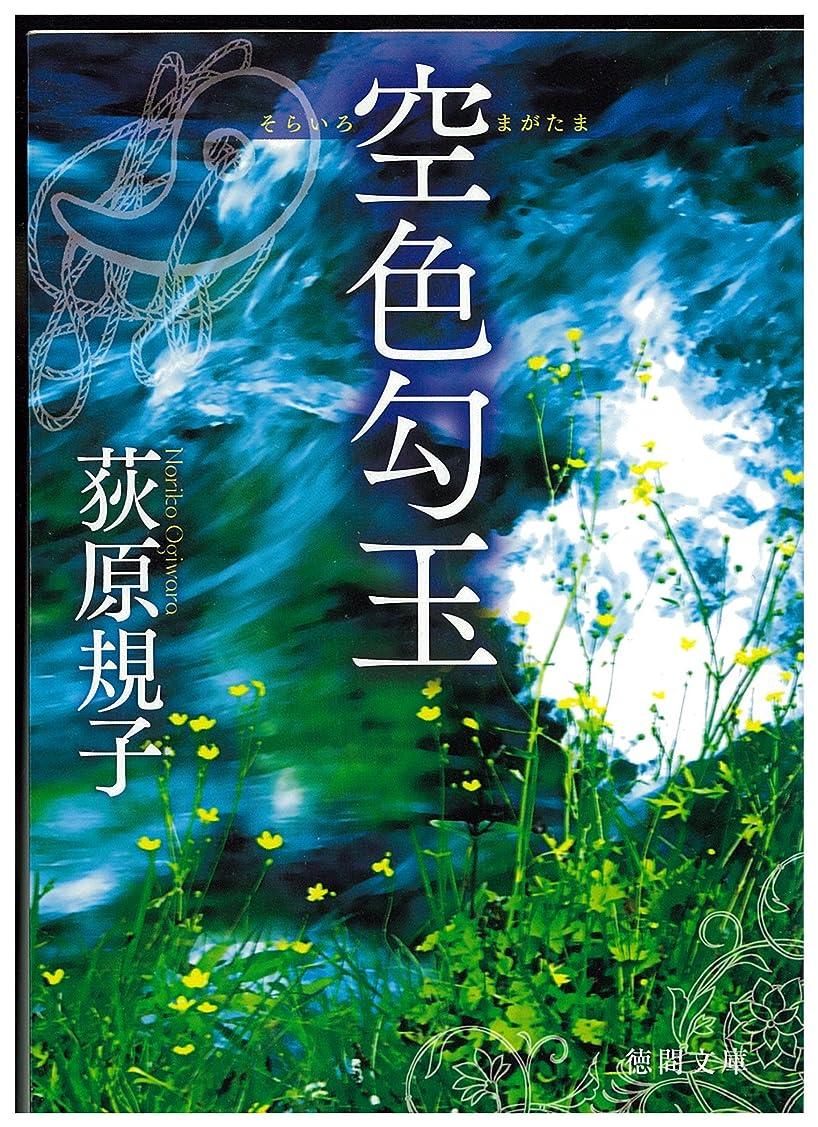 森林優雅な倉庫空色勾玉 「勾玉」シリーズ (徳間文庫)