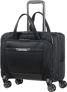 SAMSONITE PRO-DLX 5 - Spinner Tote for 15.6'' Laptop 3.3 KG Travel Tote, 44 cm, 22 liters, Black