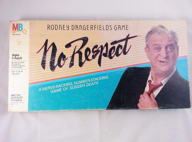 Rodney Dangerfield's Game  No Respect
