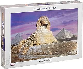 Tomax Pyramids of Giza, Egypt 1000 Piece Jigsaw Puzzle