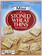 Best stoned wheat thins mini Reviews