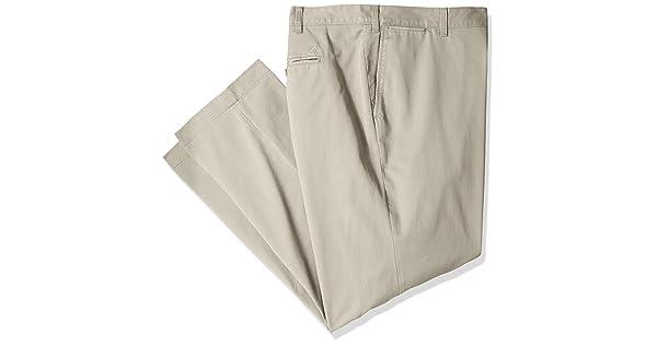 D83050 Nautica Mens Twill Flat-Front Pant Nautica Sportswear M/&W
