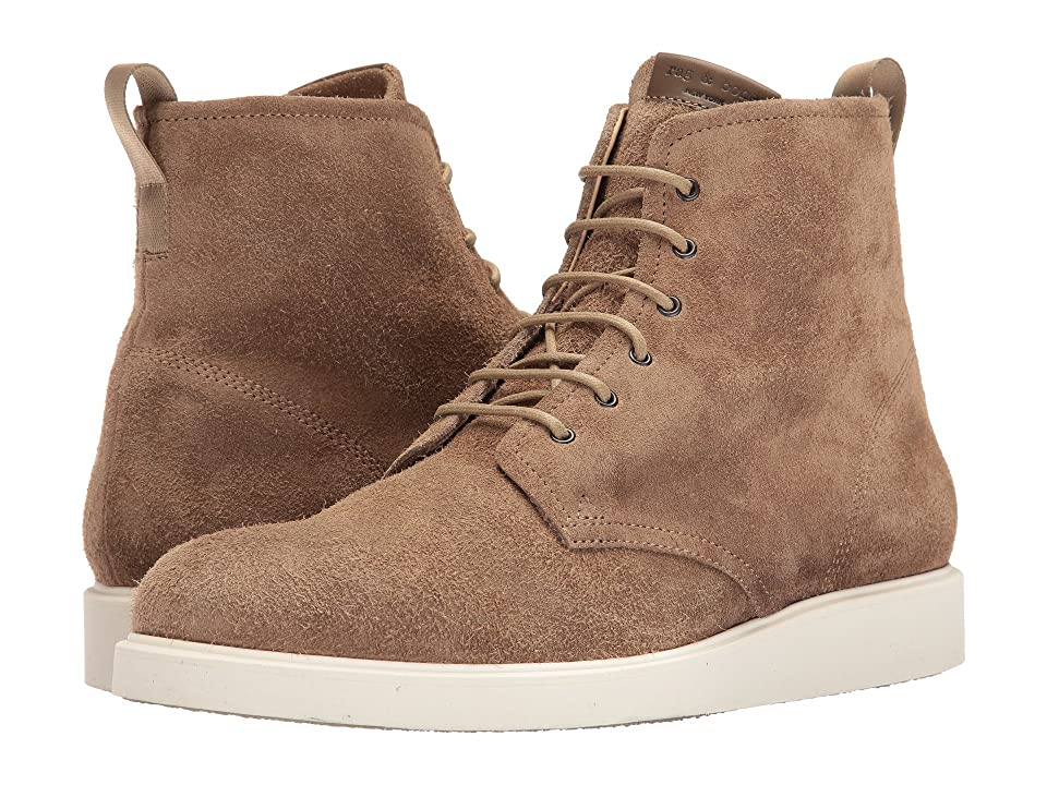 rag & bone Elliot Lace Boot (Antelope Suede) Men