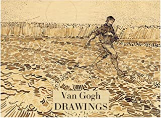 Van Gogh Drawings Note Cards - Boxed Set of 16 Note Cards with Envelopes