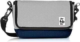[チャムス] ショルダーバッグ Small Camera Shoulder Sweat Nylon H-Gray/Basic Navy
