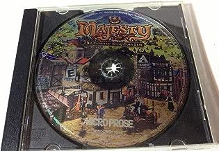 Majesty - The Fantasy Kingdom Sim CD-ROM Game (Windows)