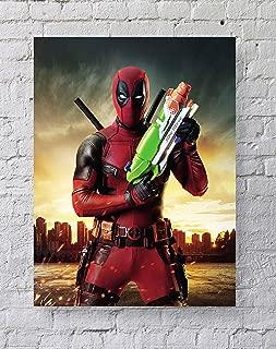 Best framed deadpool poster Reviews
