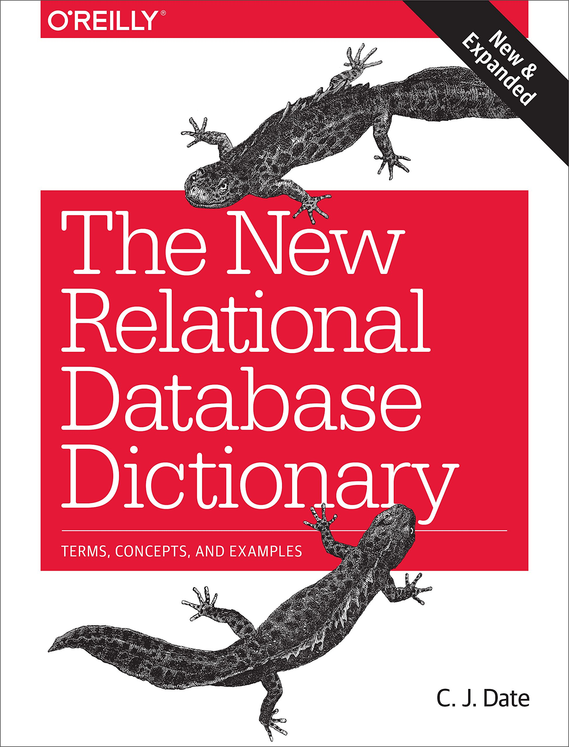 Image OfThe New Relational Database Dictionary