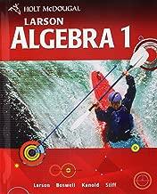 Larson Algebra 1 (Holt McDougal Larson Algebra 1)