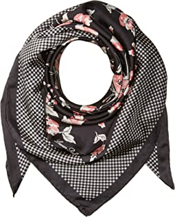 Marian Silk Square Scarf