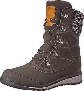 Women's Hime Mid Leather CSWP Winter Wear Shoe