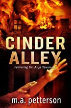 Cinder Alley (with arson investigator Anja Toussaint) (English Edition)